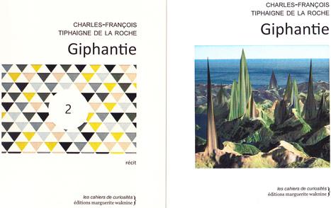Giphantie de Charles-François Tiphaigne de La Roche, Éditions Marguerite Waknine   Charles Tiphaigne   Scoop.it