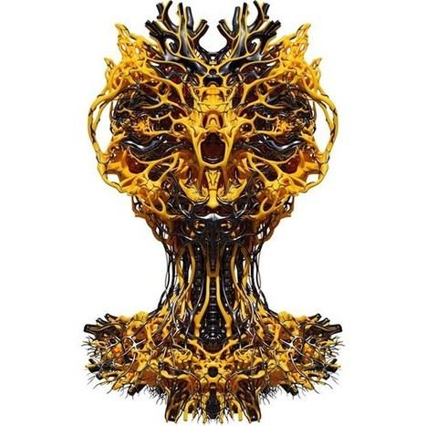 Nick Ervinck's sculptures mix Renaissance techniques with 3D printing (Wired UK) | Parametric Design | Scoop.it
