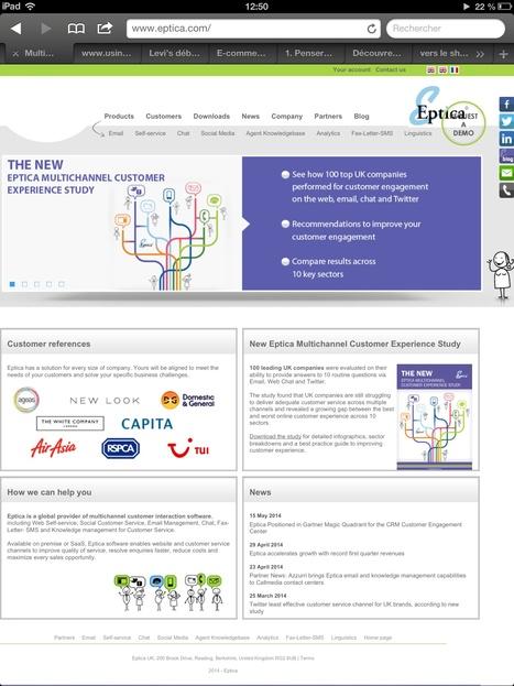 Les sites e-commerce en retard sur le cross-can... | Commerce  omni canal | Scoop.it