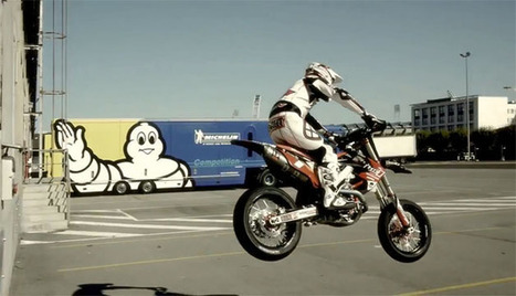 Nine minutes of supermoto action is our idea of a great infomercial | The DATZ Blast | Scoop.it