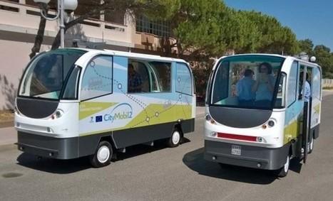 San Sebastián, elegida por el proyecto CityMobil 2 | Blogística | Blogística | Scoop.it