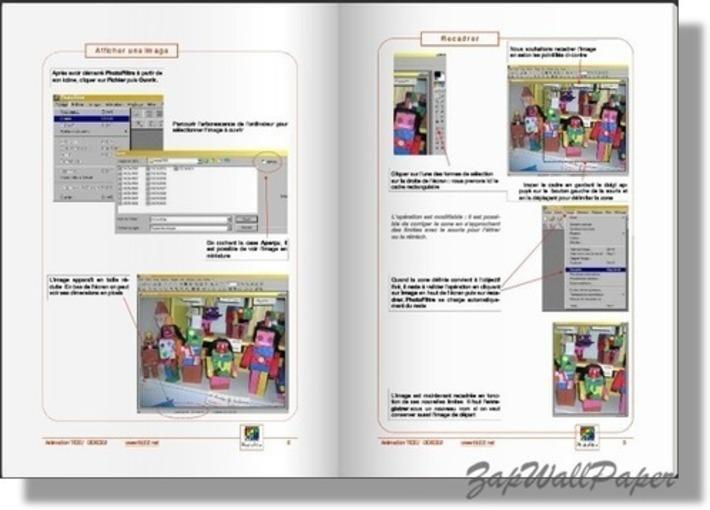 Tutoriels sous forme de livre à télécharger (Gratuit), Paint.net, Gimp, PhotoFiltres, et bien d'autres… | TIC et TICE mais... en français | Scoop.it