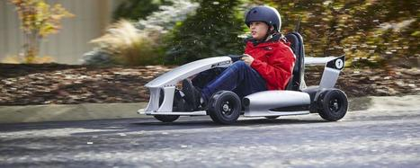 The go-kart for helicopter parents | eParenting and Parenting in the 21st Century | Scoop.it