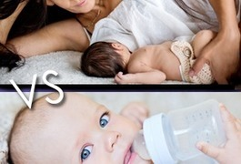 Allaitement vs lait maternisé: avantages et inconvénients   Contraception et pilules   Scoop.it