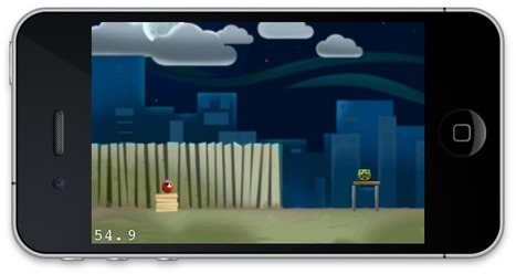 Tutorial: Build An Angry Birds Style Game Quickly W/Cocos2d, LevelHelper and SpriteHelper | iPhone and iPad development | Scoop.it