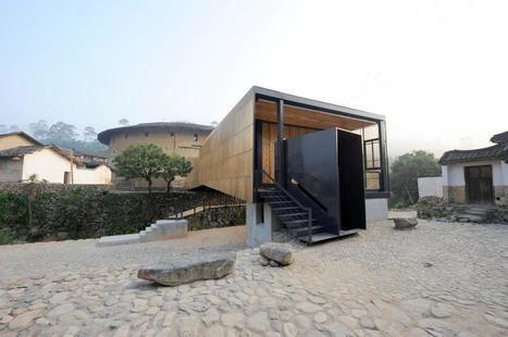 Bridge School, China by Li Xiaodong Atelier   Arquitectura sostenible   Scoop.it