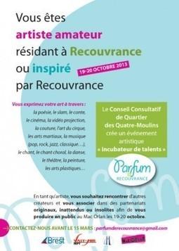 Recouvrance : Appel à talents par le CCQ de Recouvrance | Conseil Consultatif de Quartier de Brest-Centre | Coopération, libre et innovation sociale ouverte | Scoop.it