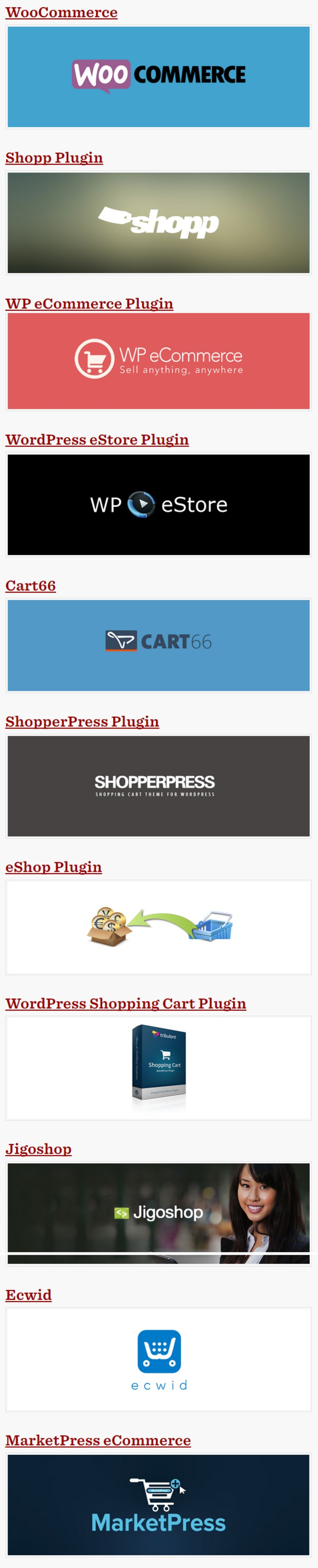 Top 10 WordPress Plugins for Adding Ecommerce to Your Site - Speckyboy   The Marketing Technology Alert   Scoop.it