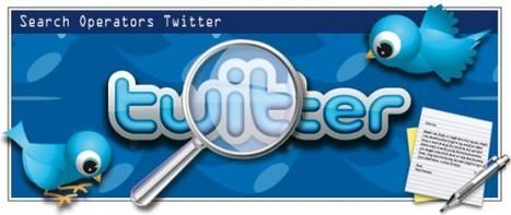 Améliorer sa veille sur twitter avec les opérateurs | Ca m'interpelle... | Scoop.it