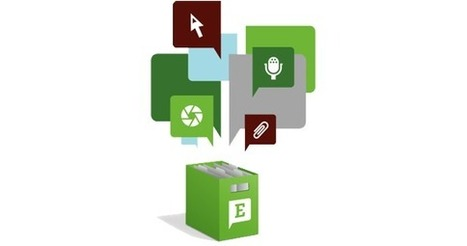 How to Get Your Stuff into Evernote | Apps for productivity in teaching | Scoop.it