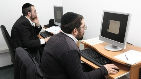 Majority of ultra-Orthodox men now working | Jewish Education Around the World | Scoop.it