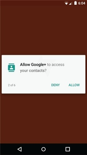 [Screenshots] Android M will give you more Control over Apps Permissions | YouMobile | Scoop.it