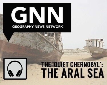 The 'Quiet Chernobyl': The Aral Sea | Human Geography is Everything! | Scoop.it