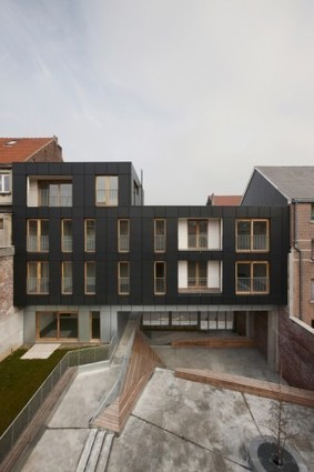 Residential Complex Le Lorrain / MDW Architecture | Idées d'Architecture | Scoop.it