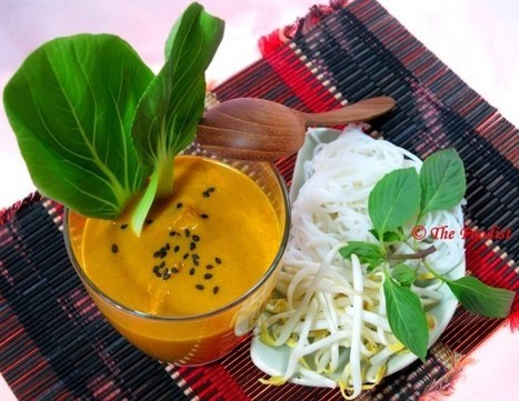 Creamy Thai Squash Curry Soup Recipe   The Foodist   The Foodist   Scoop.it