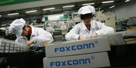 Chine: le géant Foxconn ouvre la porte aux syndicats | pressactu | Scoop.it