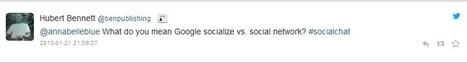 #SocialChat Discusses the Basics of Google Plus | This is pixnet Curation Purpose | Scoop.it