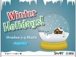 SMART Exchange - Winter Theme Activities for your Smart Board | iGeneration - 21st Century Education | Scoop.it