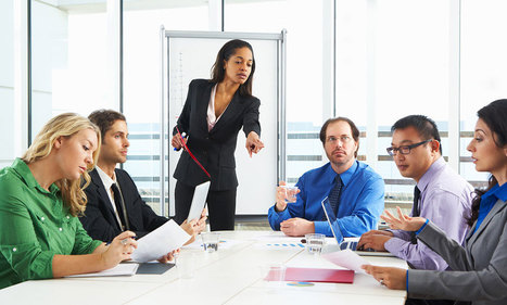 Report: Nonprofit Board Chairs Often Learn on the Job | Library Collaboration | Scoop.it