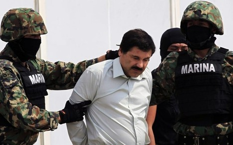 World's most wanted drug lord could be extradited to United States - Telegraph   Current Event   Scoop.it