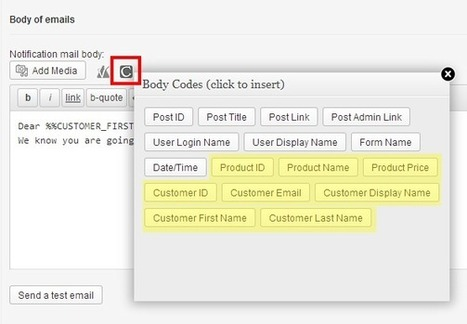 Using CRED Commerce to Add Payments to Forms   wordpress   Scoop.it