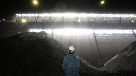 Coal at Risk as Global Lenders Drop Financing on Climate | Sustain Our Earth | Scoop.it