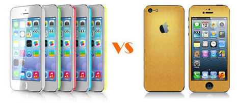 iPhone 5C vs iPhone 5S – What Can We Expect from Apple? | Aurora Official Blog | Blu-ray | Scoop.it
