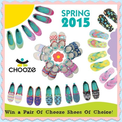 Win a pair of Chooze Shoes | Giveaways | Scoop.it