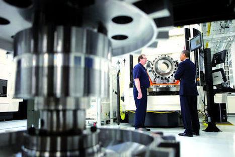 L'Usine du Futur autour du monde | Smart Manufacturing | Scoop.it