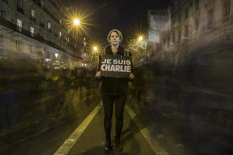 Unity Rallies for France terror victims | Best of Photojournalism | Scoop.it