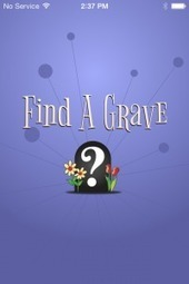 Find A Grave Mobile App for iOS Now Available | genealogy | Scoop.it