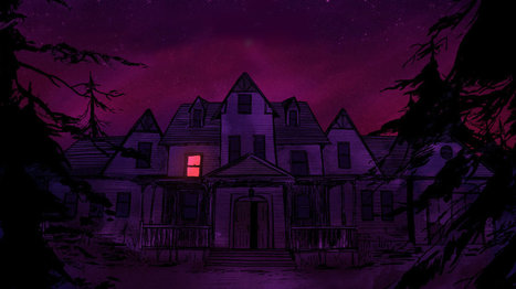 Polygon's 2013 Game of the Year: Gone Home | Digital Archeology | Scoop.it