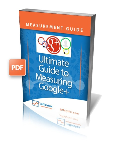 Ultimate Guide To Measuring The Best Social Network For Internet Marketers - Google Plus [via @jeffsauer ] | Curation Revolution | Scoop.it