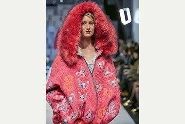 Young designer earns award with her 'bonkers collection' - Leicester Mercury | Manchester School of Art @ Graduate Fashion Week | Scoop.it