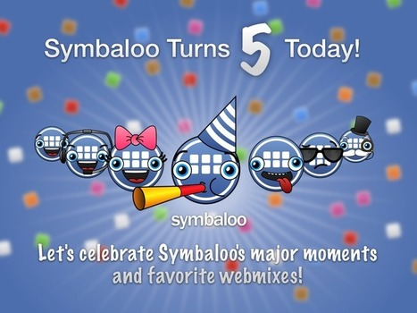 Symbaloo Turns 5 Today! | Symbaloo Blog | Curation in Higher Education | Scoop.it