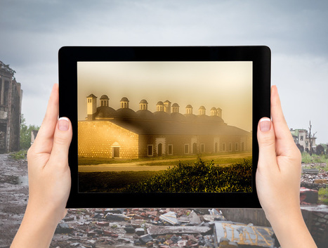 Archaeologists See and Smell the Past With Augmented Reality | 3D Virtual-Real Worlds: Ed Tech | Scoop.it