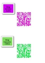 Des QR Codes à gogo avec retour d'expériences - Educavox | Ressources pour accompagner le handicap | Scoop.it