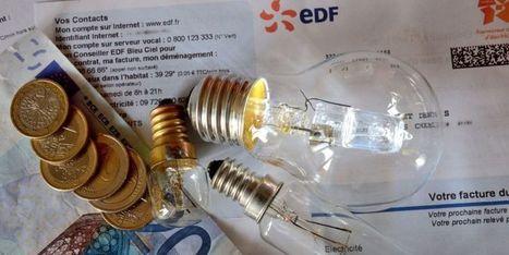 Facture d'électricité : EDF distribue 1 million d'ampoules LED pour vous faire économiser de l'énergie | D'Dline 2020, vecteur du bâtiment durable | Scoop.it