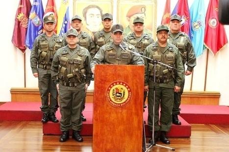 Venezuela acusa a EEUU de violar su espacio aéreo y el Comando Sur lo niega   PERU y GeoPOLITICA   Scoop.it