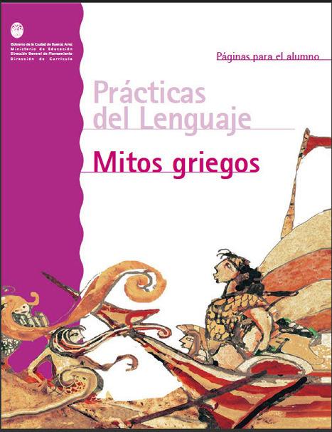 Prácticas del lenguaje. MITOS GRIEGOS   Docencia de las lenguas clásicas   Scoop.it