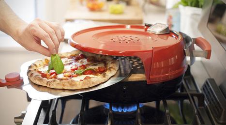 Een pizzaoven voor op je gasfornuis - WANT   La Cucina Italiana - De Italiaanse Keuken - The Italian Kitchen   Scoop.it