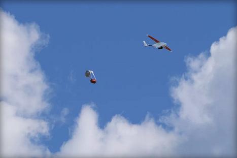 Pour aider les malades des pays pauvres, cette start-up a conçu des drones qui livrent du sang et des médicaments | Actualités : systèmes d'information, ingénierie du logiciel, cloud, big data, robotique&systèmes autonomes... | Scoop.it