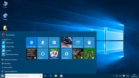 Windows 10 : maîtrisez-le à 100% | Technologies numériques & Education | Scoop.it