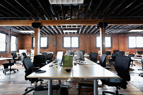 Too Distracted to Work: The Dark Side of Open Offices - Businessweek   Network Marketing Training   Scoop.it