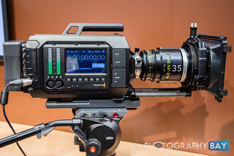 Blackmagic's New URSA is a Serious 4K Production Camera | Ultra High Definition Television (UHDTV) | Scoop.it