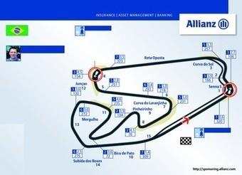 Fanatic F1 ≈ Championnat F1 2013 - Preview du Grand Prix du Brésil | F1 au top | Scoop.it