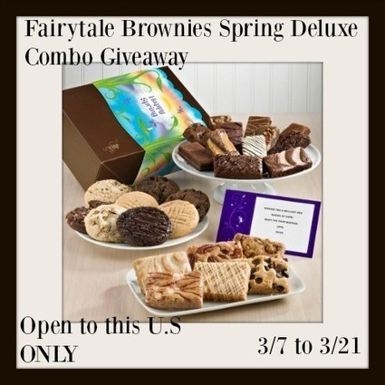 Fairytale Brownies Combo Pack Giveaway - Work Money Fun | Giveaway, Contest, Sweepstakes, Coupons and Deals | Scoop.it