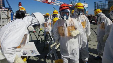 Fission à ciel ouvert à Fukushima ? La forte augmentation des radiations ne peut pas venir des fuites | Histoire de la Fin de la Croissance | Scoop.it