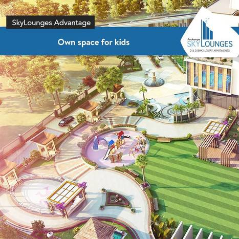 3 BHK flats starting from INR 38.5 lac | Residential Projects | Scoop.it