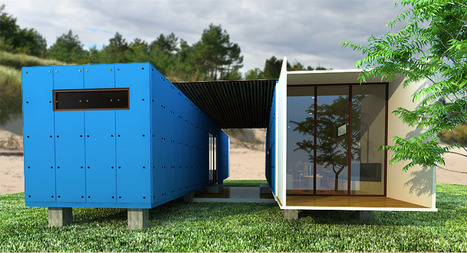Container Homes | Container Architecture | ship you a home | Scoop.it